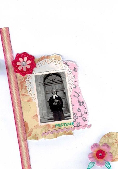 Pasteur femme