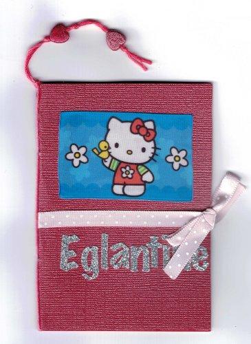 Carnet d'adresses Eglantine