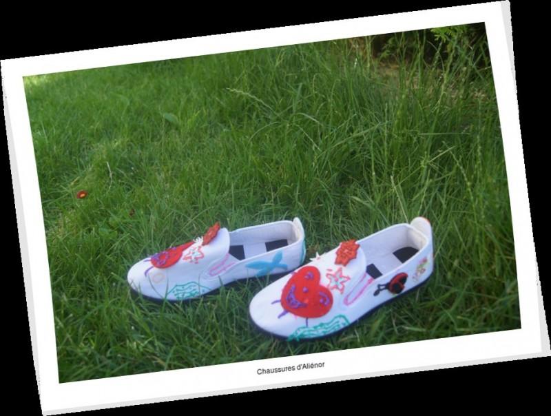 Chaussures d'Aliénor