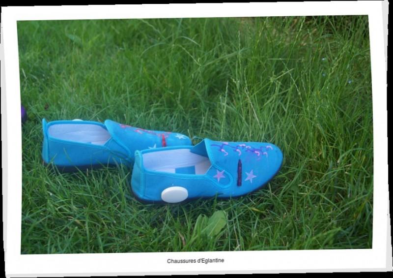 Chaussures d'Eglantine