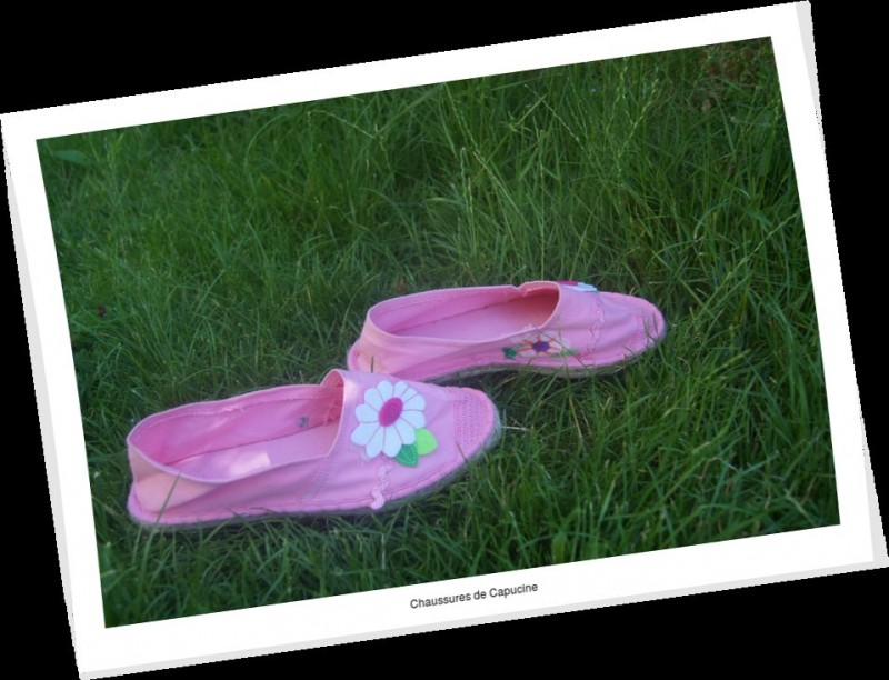 Chaussures de Capucine