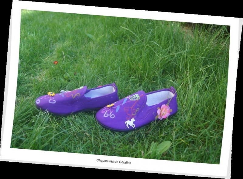 Chaussures de Coraline