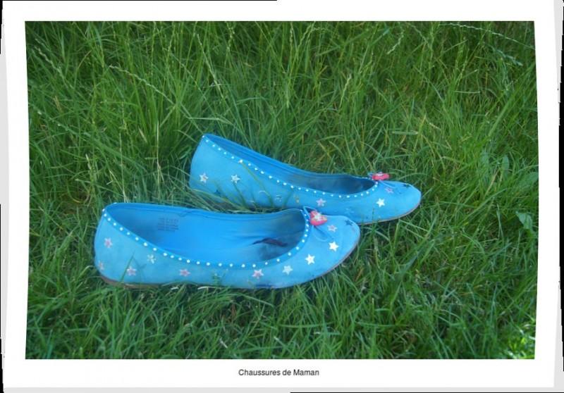 Chaussures de Maman