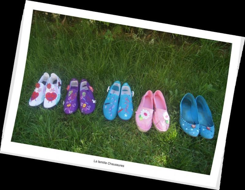 La famille Chaussures