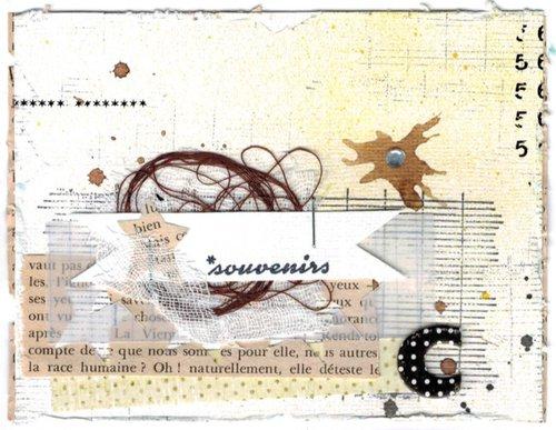 Carte anniversaire Scrapsynthe