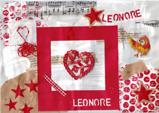 Carte Leonore