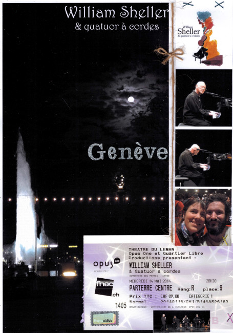 Sheller à Genève