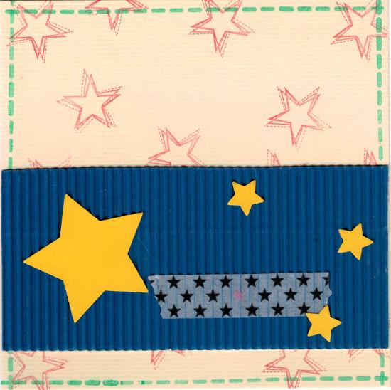 Carte étoile