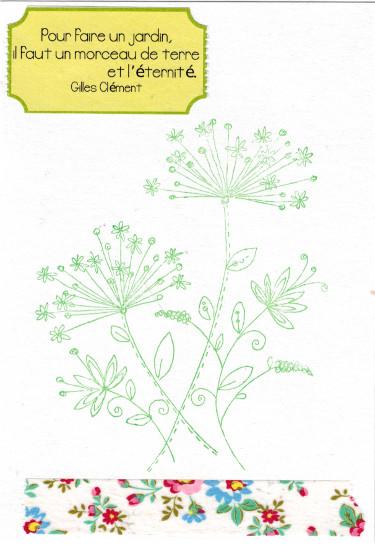 Carte pour les jardinautes