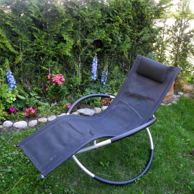 Chaise longue Bourgeon Créatif