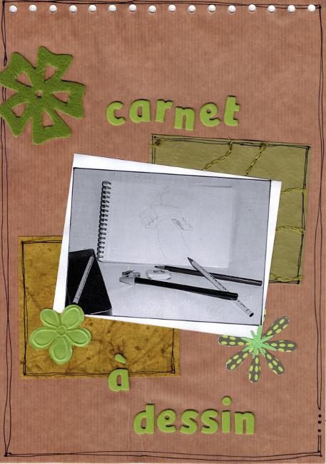 carnet cyrill bourgeon créatif
