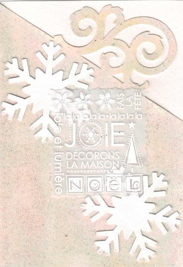 Bourgeon créatif carte blanche coffe scrap inspiration décembre 2014