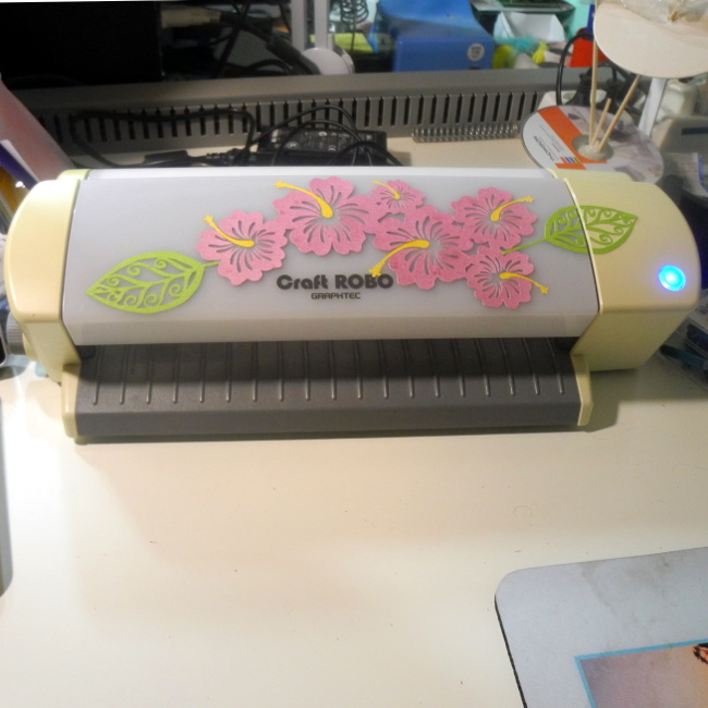 Bourgeon créatif craft robo customisé personnalisé1
