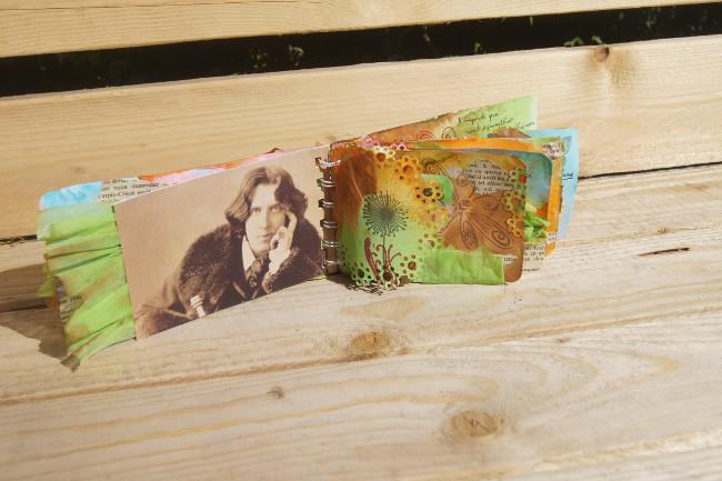 Bourgeon créatif mini album HelloFanny Potager créatif3