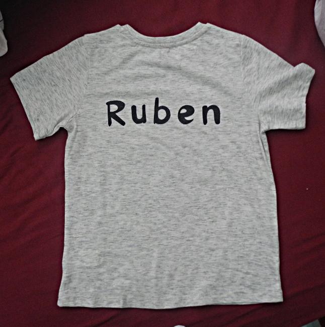 Bourgeon créatif t-shirt prénom pour anniversaire2