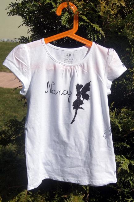 Bourgeon créatif t-shirt prénom pour anniversaire3