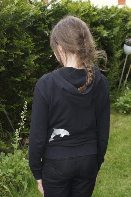 Bourgeon créatif veste Eglantine dos