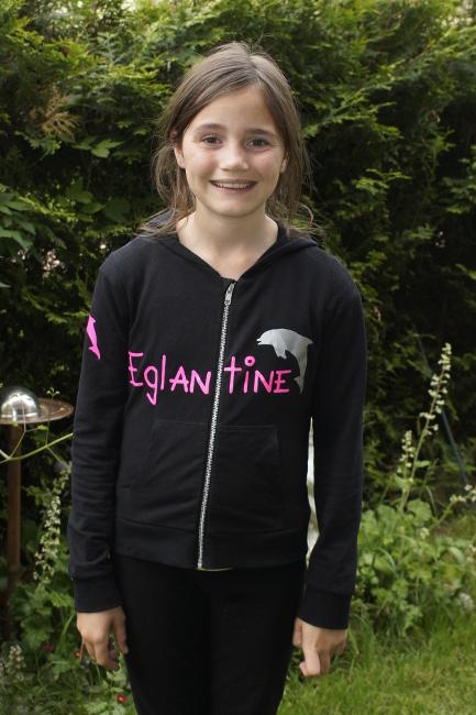 Bourgeon créatif veste Eglantine