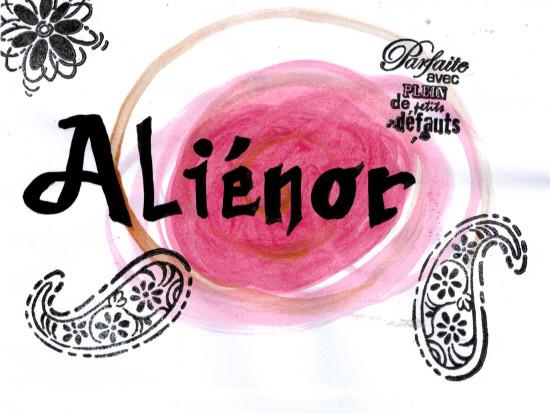 Bourgeon créatif_carte Aliénor_Défi inspiration carte été 2015_Coffee Scrap