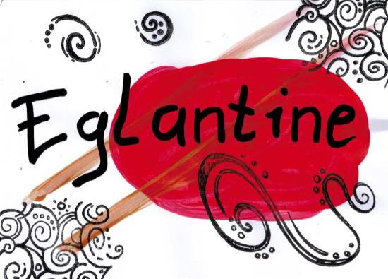 Bourgeon créatif_carte Eglantine_Défi inspiration carte été 2015_Coffee Scrap