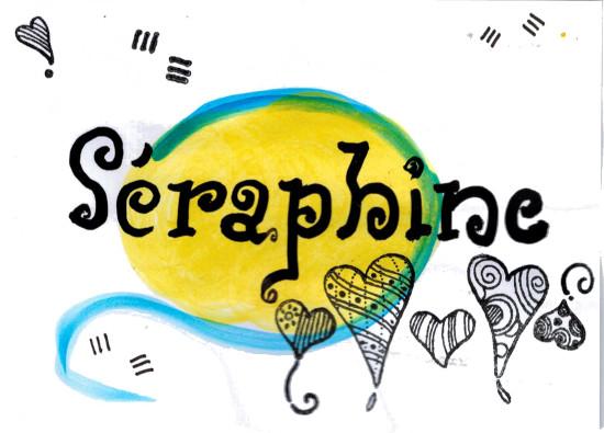 Bourgeon créatif_carte Séraphine_Défi inspiration carte été 2015_Coffee Scrap